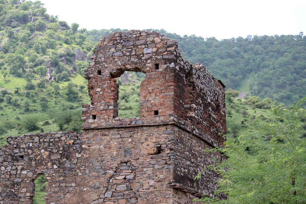 Ruins of the Fort