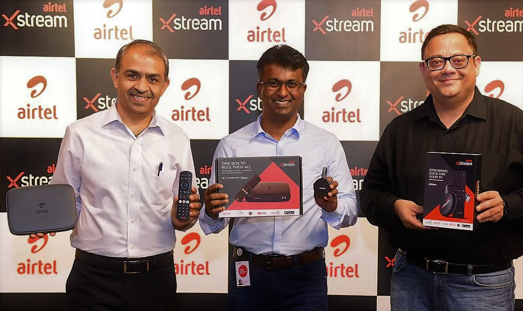 Airtel-Xstream-launch