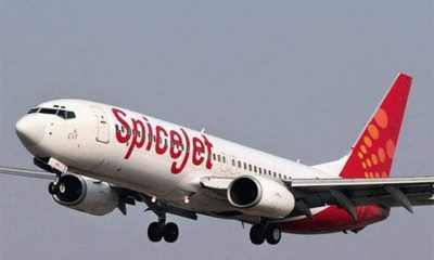 SpiceJet flight makes emergency landing in Kolkata