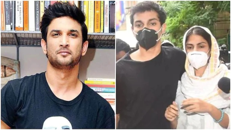 Rhea Chakraborty's Brother Showik Arrested Over Drug Charges