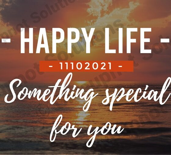 10112021 Valuable aspects of happy life